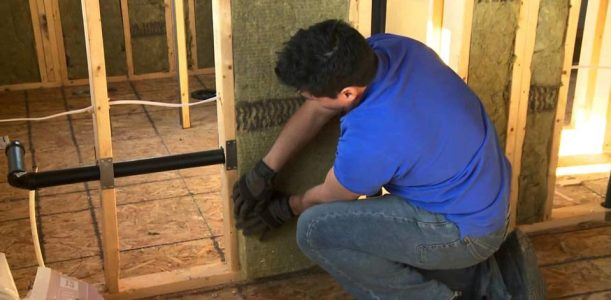 Saskatoon sound proofing insulation installation