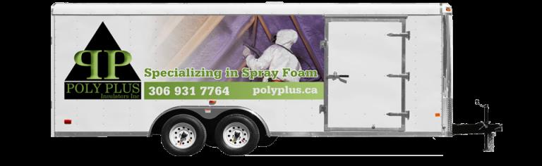 Poly Plus - specializing in Spray Foam