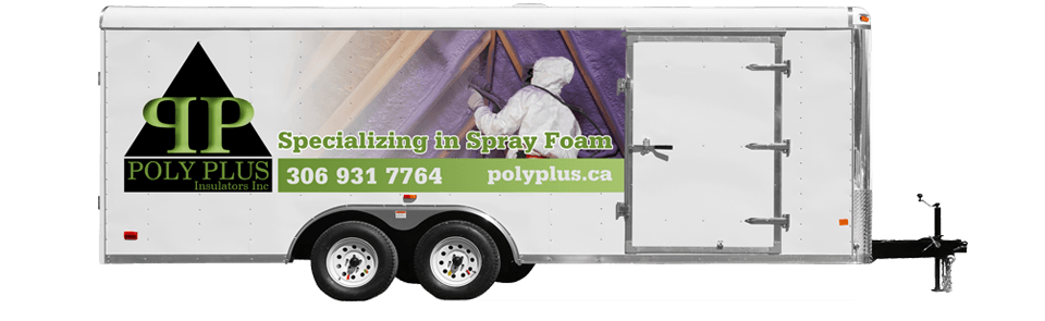 Poly Plus - specializing in Spray Foam