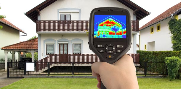 thermal imaging Saskatoon