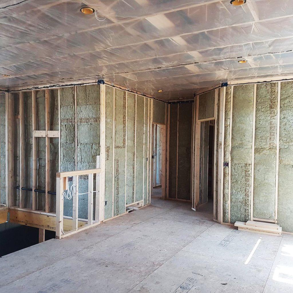 batt insulation vapour barrier