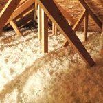 blown attic insulation
