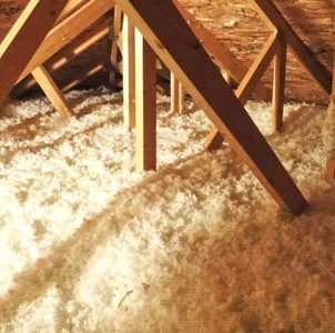 blown attic insulation Saskatoon