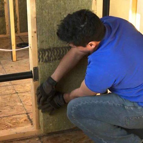 Saskatoon soundproofing insulation installation