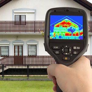 thermal imaging Saskatoon - energy efficiency
